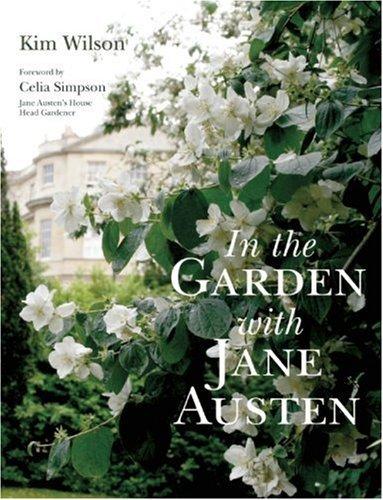 Peinture et Jardins In-the-garden-with-jane-austen