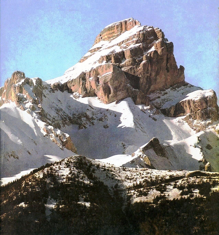 La neige en montagne ... Bcwhmchl