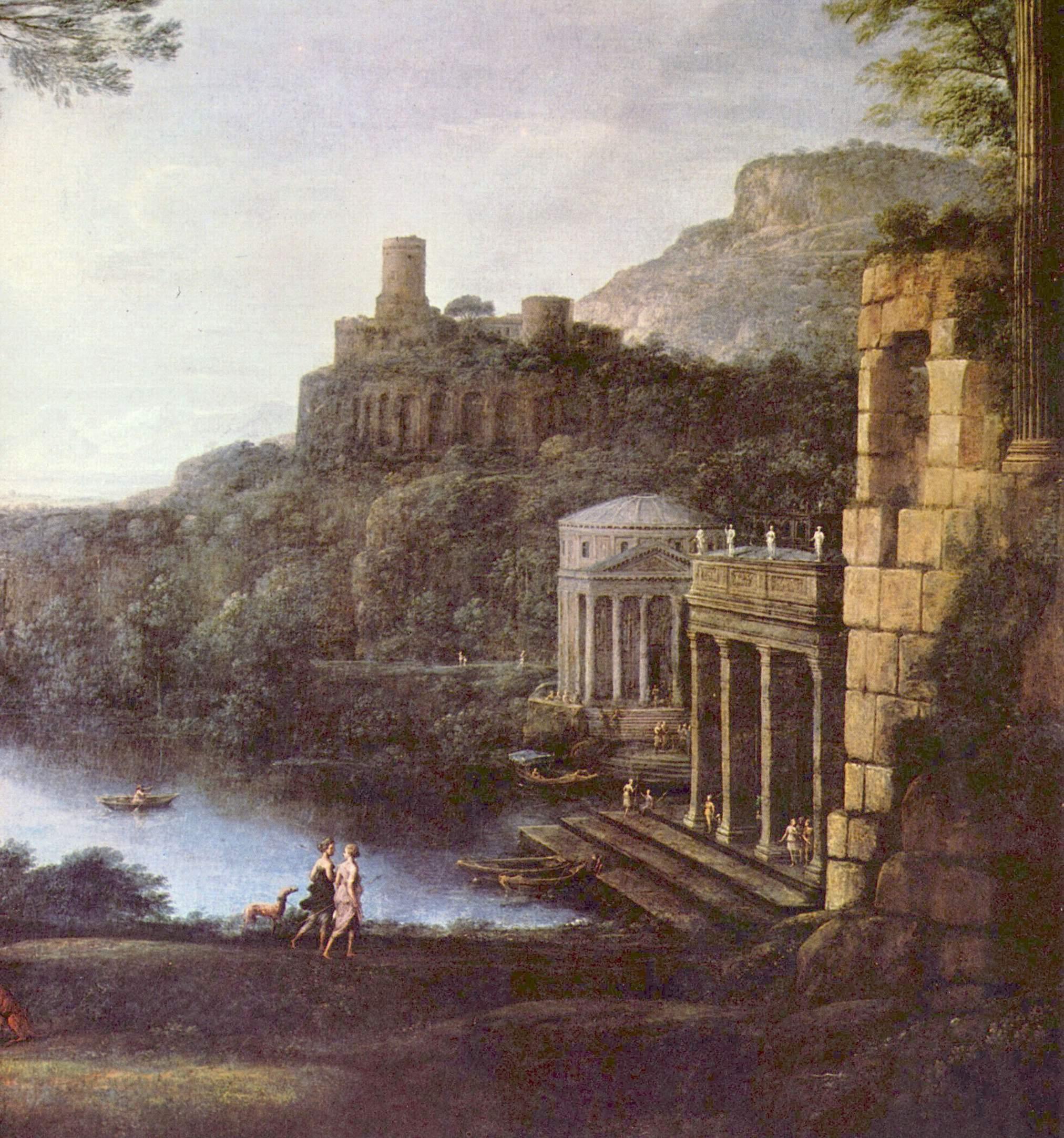 Claude Lorrain, (1600-1682) Claude_lorrain_019