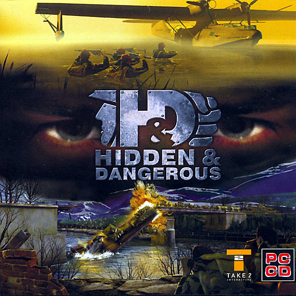 Hidden & Dangerous Deluxe 2 Hidden_and_Dangerous-Front