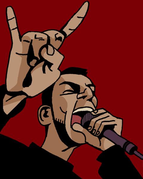 HEAVY METAL IN BAGDAD (Avoir 20 ans à Bagdad… et jouer du heavy metal) Heavymetal