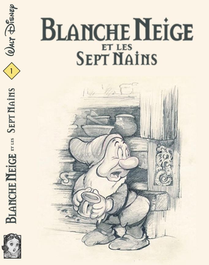 """Concours fan cover (""""Nettoyé"""") Blanche"""