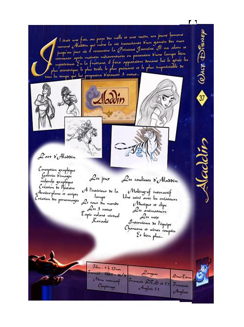 "Concours fan cover (""Nettoyé"") Aladdindos"