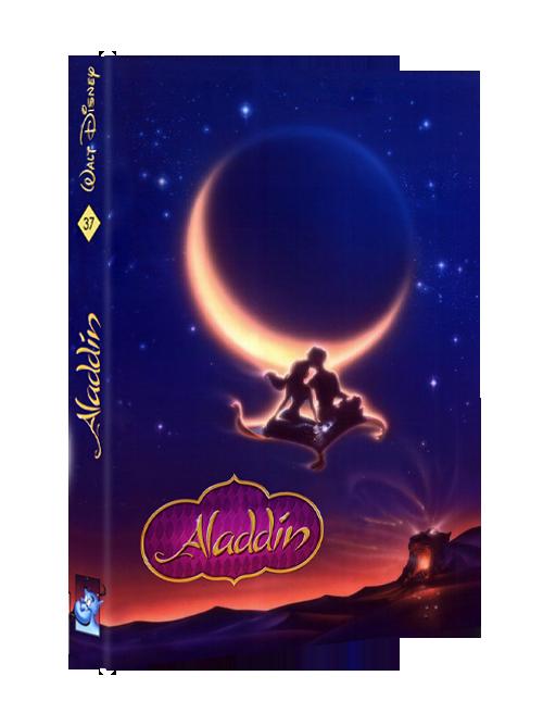 """Concours fan cover (""""Nettoyé"""") Aladdinface"""