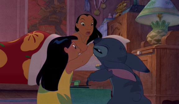 Similitudes et clins d'œil dans les films Disney ! - Page 3 Vlcsnap-14596
