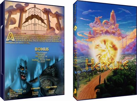 [Règle N°0] Concours de Fan Cover (DE RETOUR BIENTOT) Hercule