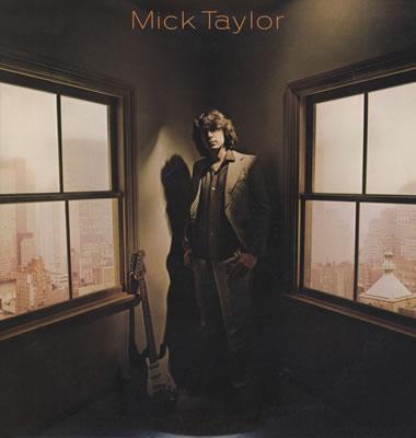 ¿Qué Estás Escuchando? Mick-Taylor-1979-solo-album