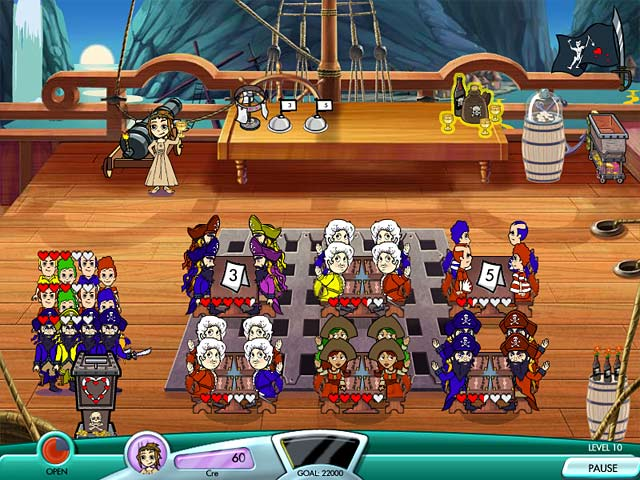 تحميل جميع أجزاء لعبة Diner Dash Collection 4977511