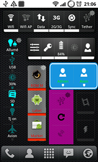 [WIDGET] WIDGETSOID : Un lot de widgets pour votre Android [Gratuit] Widgetsoid2.2_4_mini