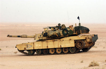 M1 Abrams. Tanque_m1a1_abrams