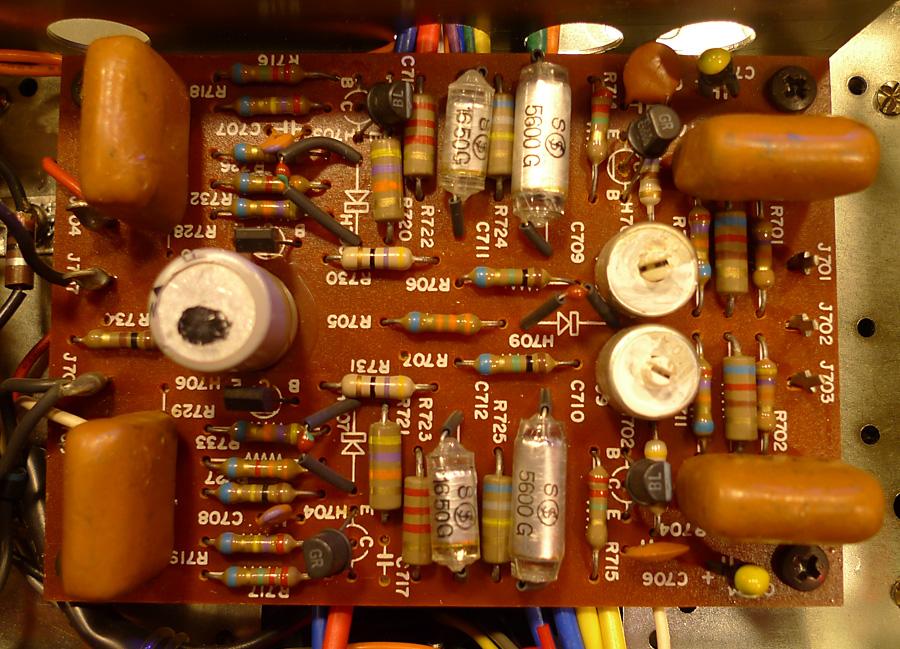 ampli Marantz 2230 e In Phono bassissimo Marantzin3