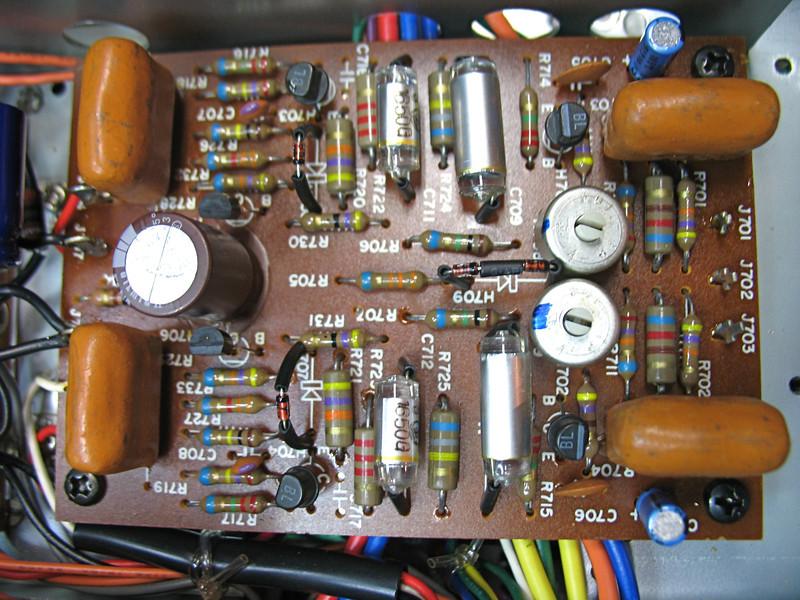 ampli Marantz 2230 e In Phono bassissimo Phono2