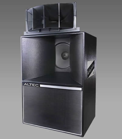 "Clube 15"" Altec-lansing-AR-7-photo"