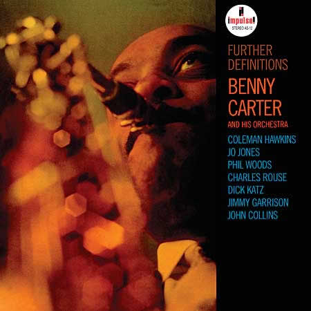 ¿AHORA ESCUCHAS?, JAZZ (2) Benny_Carter_Further_Definitions