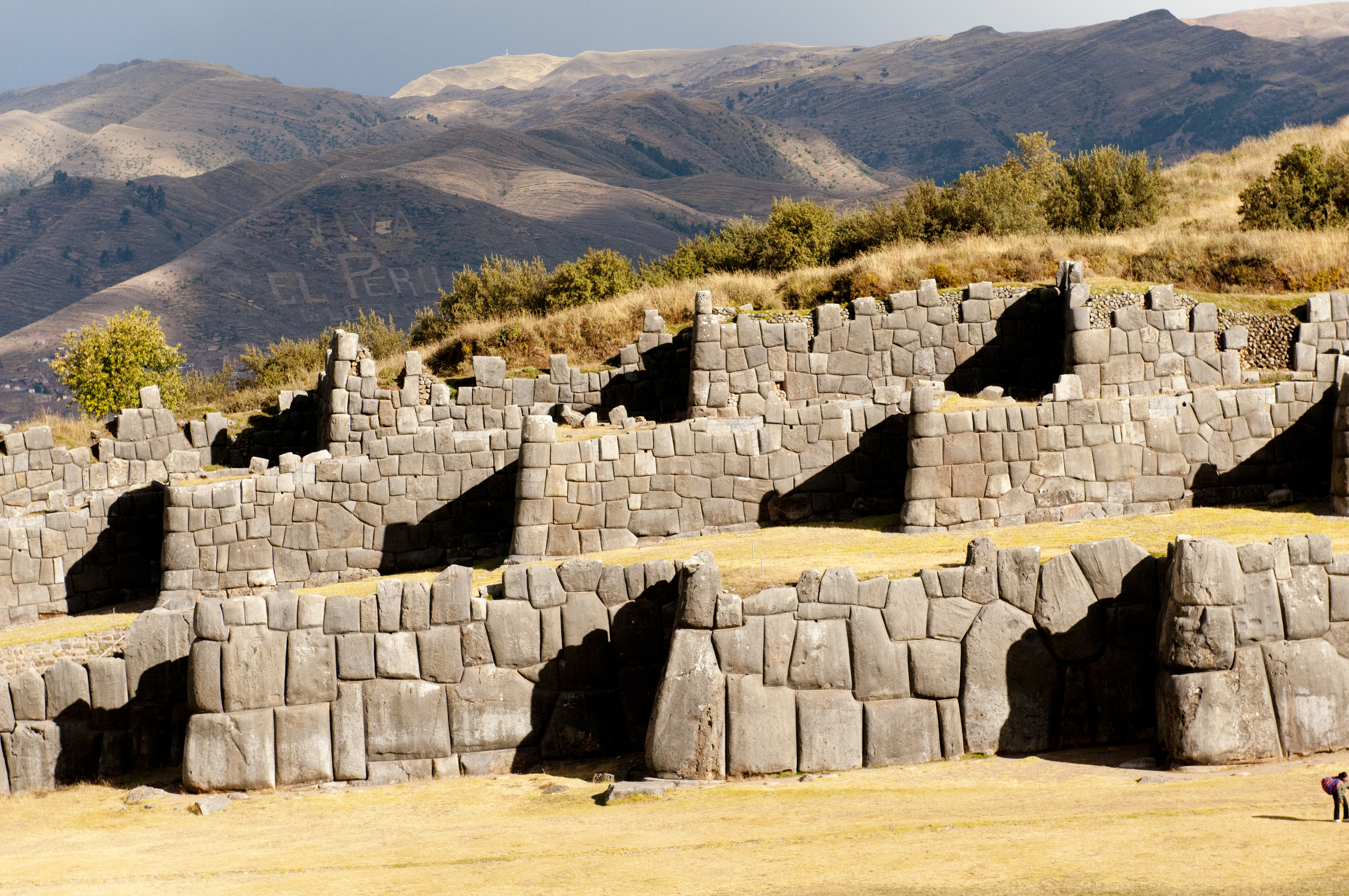 Who Could Have Built Sacsayhuaman? Saxywemen