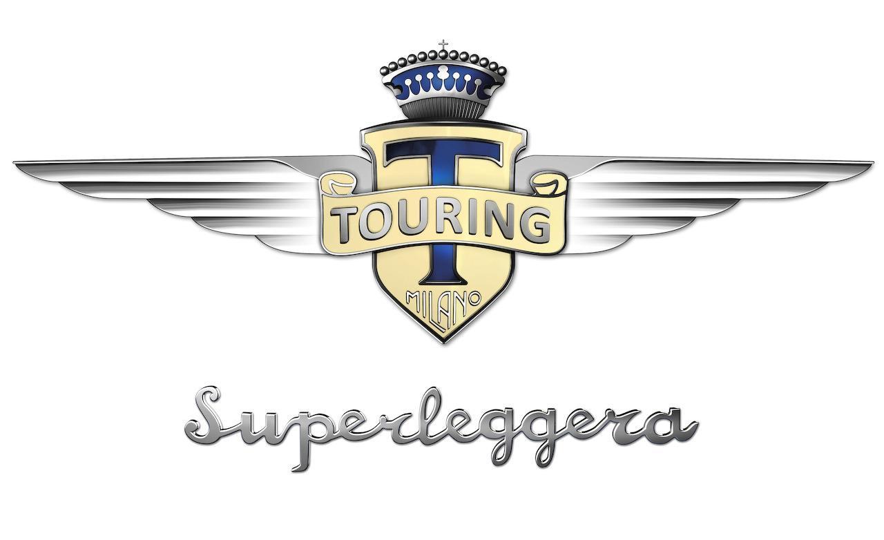 """PEUGEOT 404 coupé """"LaTiNa PrOjEcT""""  Vol 2  >> - Page 5 Touring-superleggera-logo"""