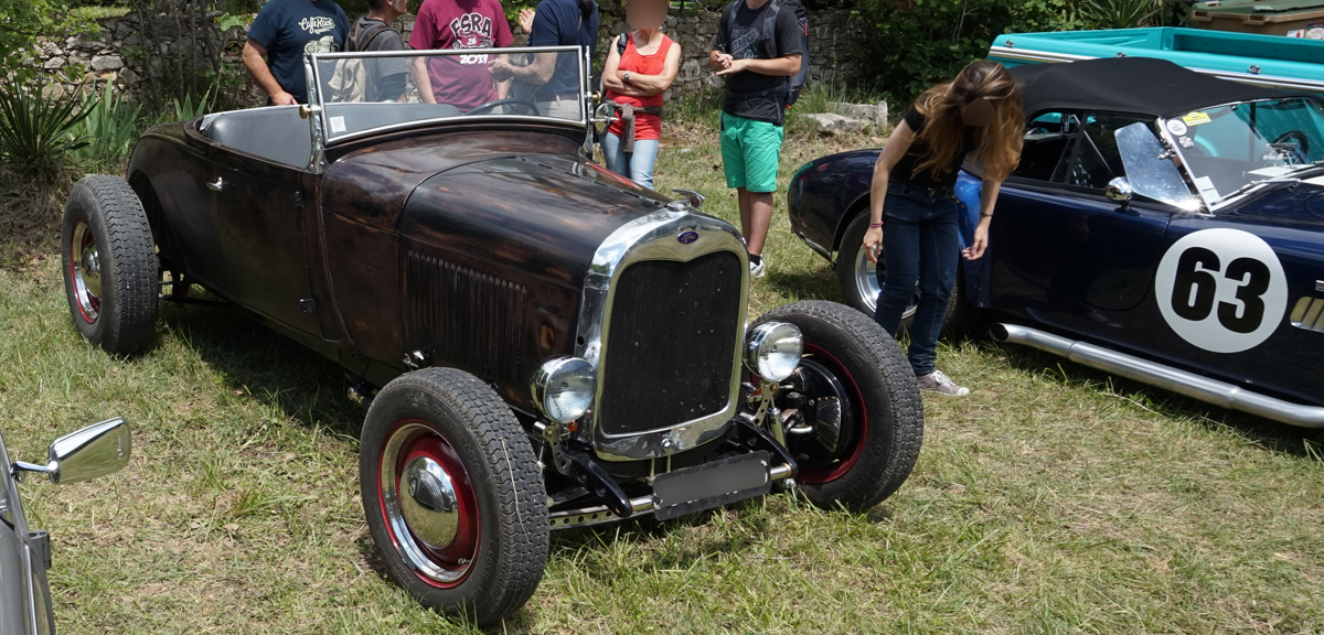 Old School Day 20 mai 2018 à Chateauneuf le rouge (13)   DSC00271