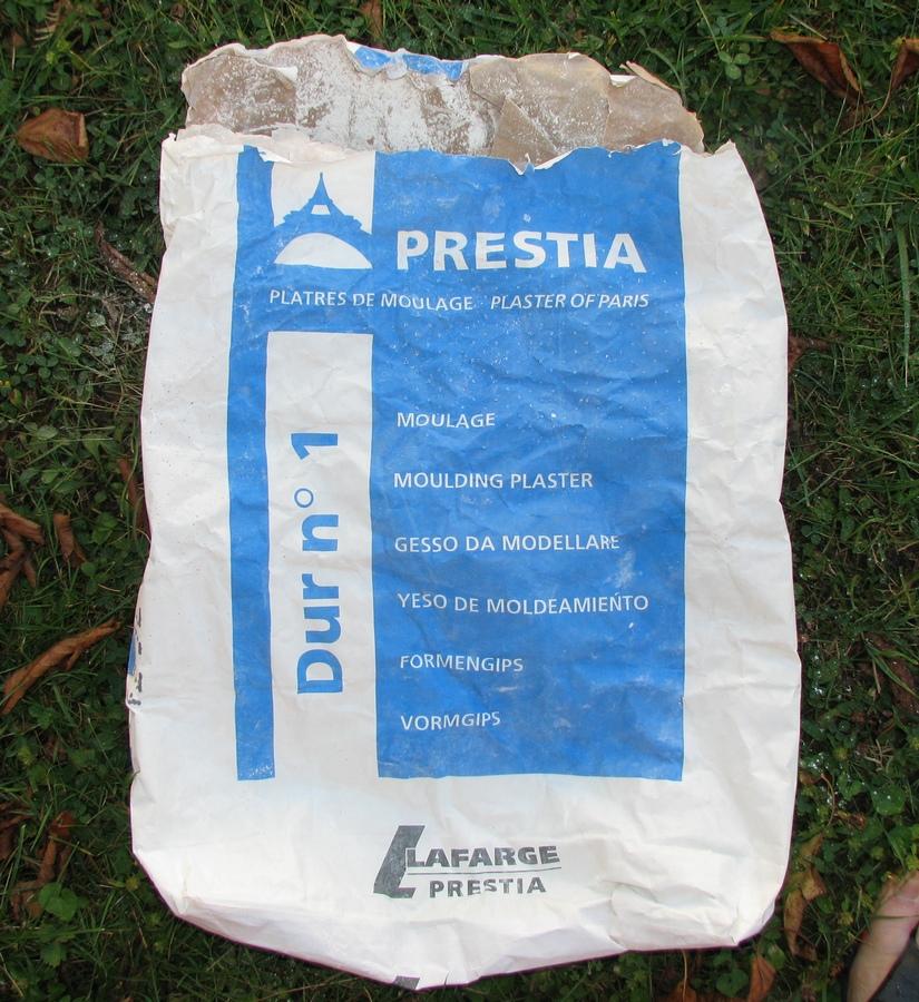 Où trouver du plâtre Prestia