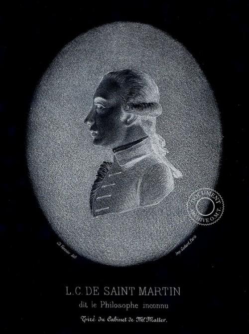 L'anéantissement de « la chair de corruption » et l'accès à l'état céleste selon Louis-Claude de Saint Martin 601588654