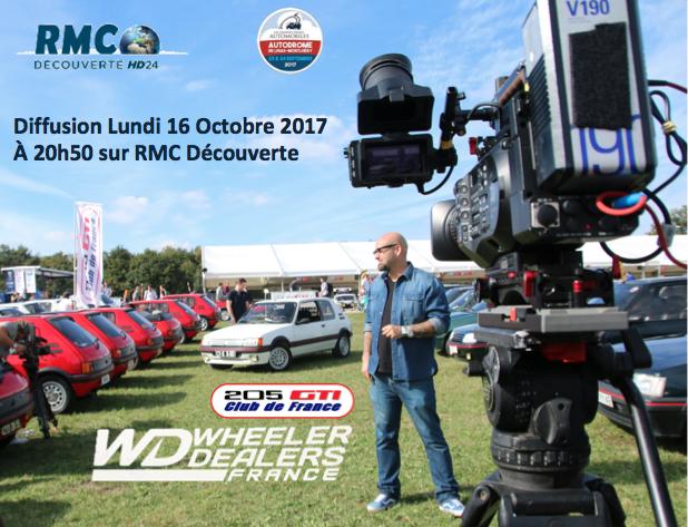 [91] Les Grandes Heures Automobiles - 23 et 24 septembre 2017 RMC_WheelerDealer2017