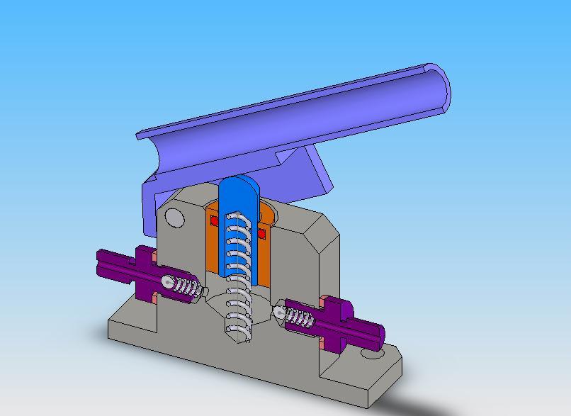 Fabrication de composants hydrauliques Pompe-hydraulique