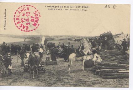 CARTES POSTALES ANCIENNES DE CASABLANCA collection Soly Anidjar - Page 2 Casablanca