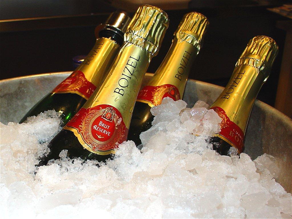 Petits bavardages au coin du feu - Page 17 Champagne