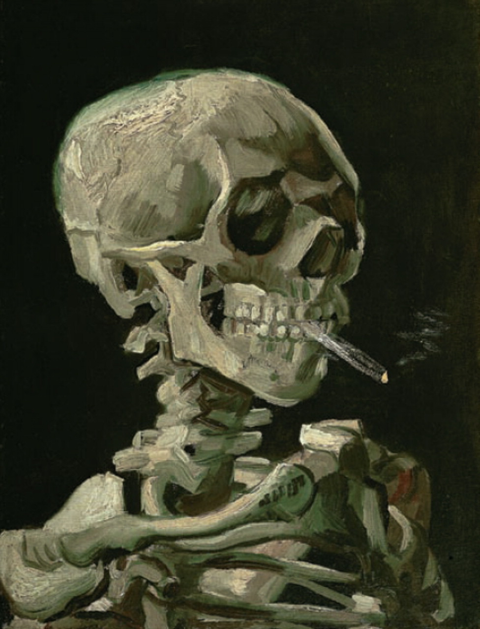 Blue Fox Hole - Page 2 Vincent-van-gogh-skull-of-a-skeleton-with-burning-cigarette1