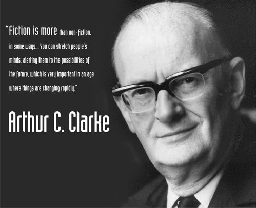 Arthur C. Clarke - verso il 2001 e oltre Arthur.C.Clarke