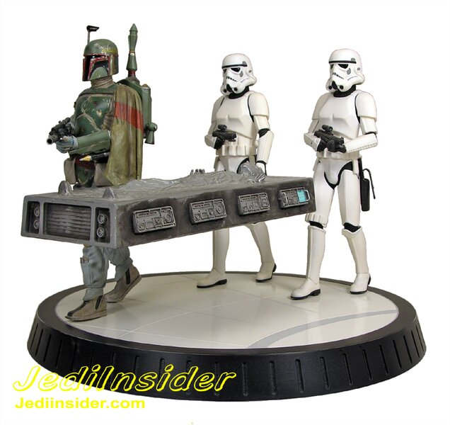 Gentle Giant - Boba fett stormtrooper and han solo carbonite - Page 2 Han_In_Carbonite_01__scaled_600