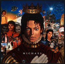 "Michael Jackson ""Michael"" Breaking-news"