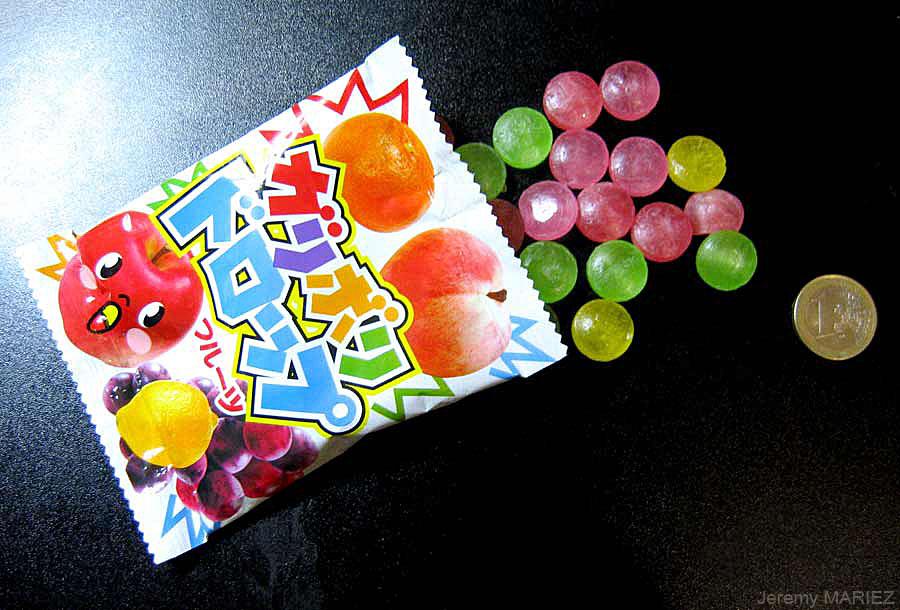 Japon, fantôme et magasin de bonbons… Bonbon-acciduler