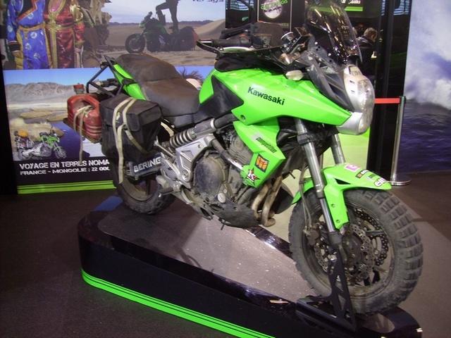 Salon de la Moto à Paris 2011 PICT5502
