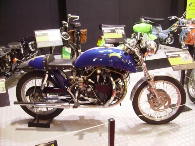 Salon de la Moto à Paris 2011 PICT5582