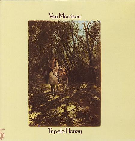 Van Morrison Tupelo-honey-album-cover