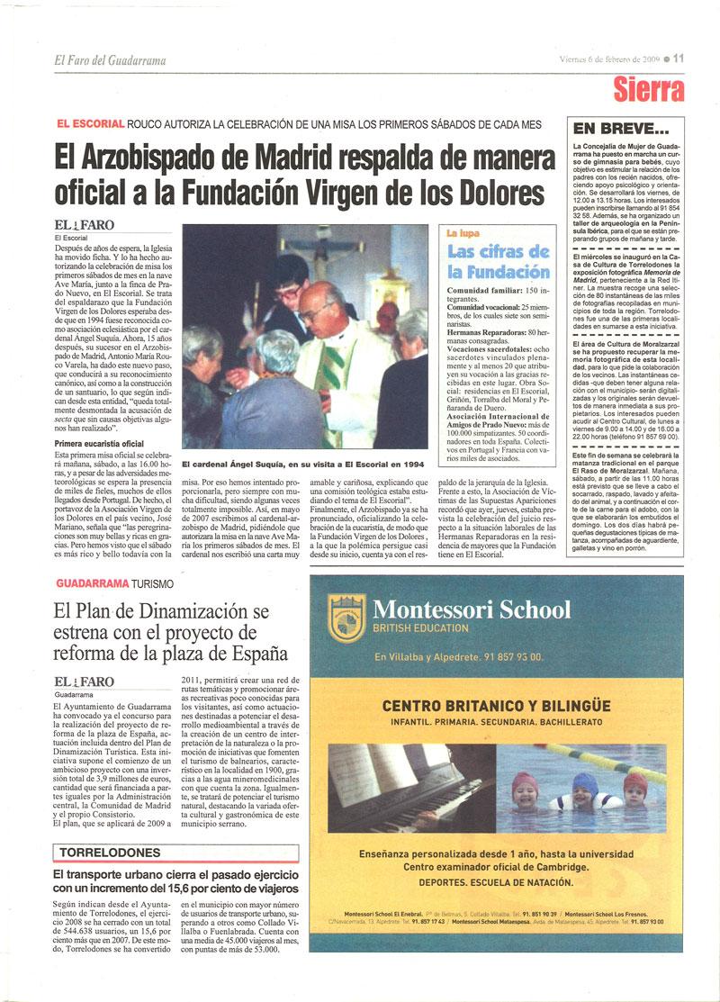 L'Escorial, autorisation de culte depuis Février 2009 Apparitions_escorial_autorisation_messe_2