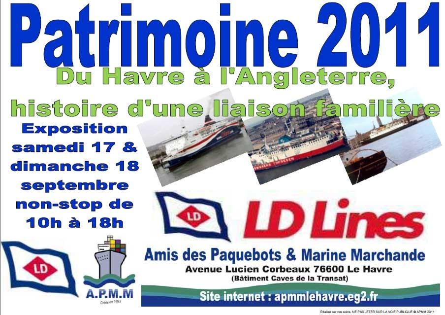 Un nouveau service transmanche au Havre - Page 4 1857589783