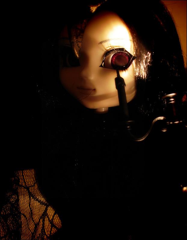 """[Pullip] Neo noir """"Mirna"""" Noir07"""