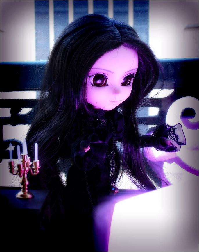 """[Pullip] Neo noir """"Mirna"""" Noir10"""