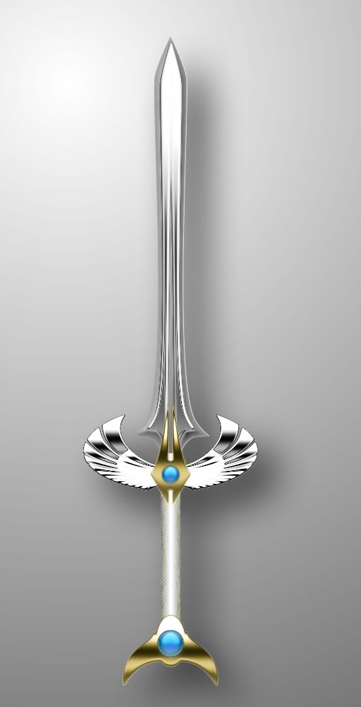 Character Template Sword
