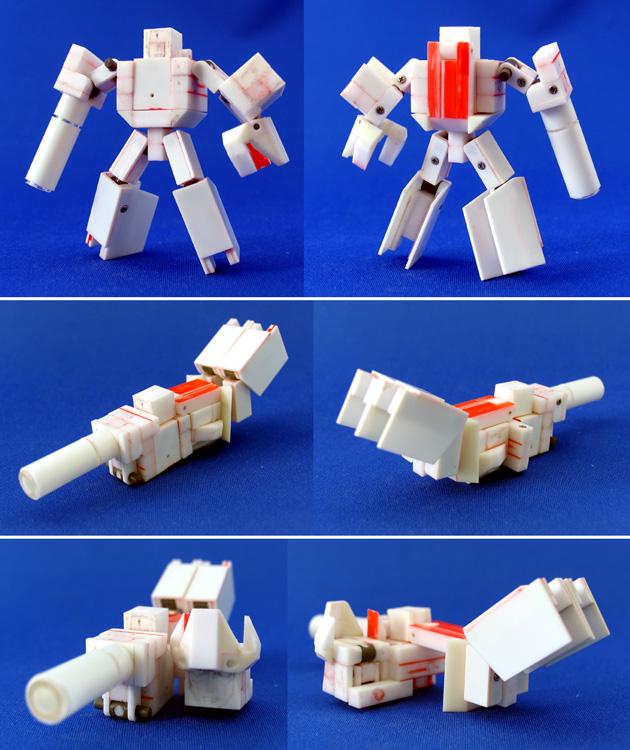 [Jizai Toys] Produit Tiers - G1 Powerglide/Survolo + Mégatron + Wheelie/Tourbillo + Ironhide/Rhino + Femelles Autobots, etc... Gun2