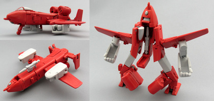 [Jizai Toys] Produit Tiers - G1 Powerglide/Survolo + Mégatron + Wheelie/Tourbillo + Ironhide/Rhino + Femelles Autobots, etc... Powerglide080714_3-thumbnail2