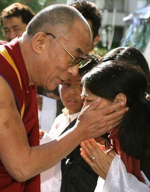 Images de Bienêtre - Page 3 Dalailama