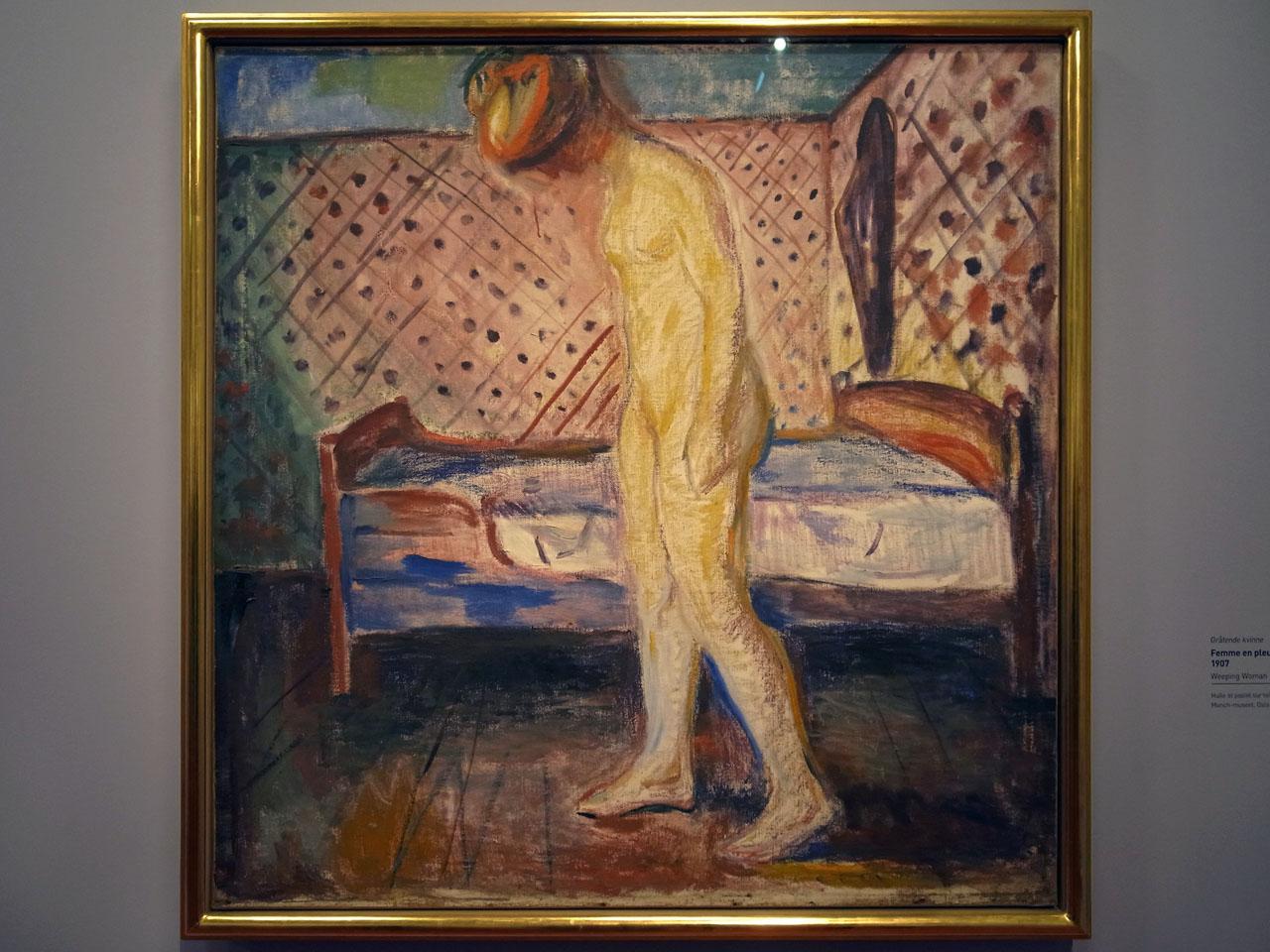 ce que voit le peintre et ce qu'il nous envoie Munch-nu-peinture-2