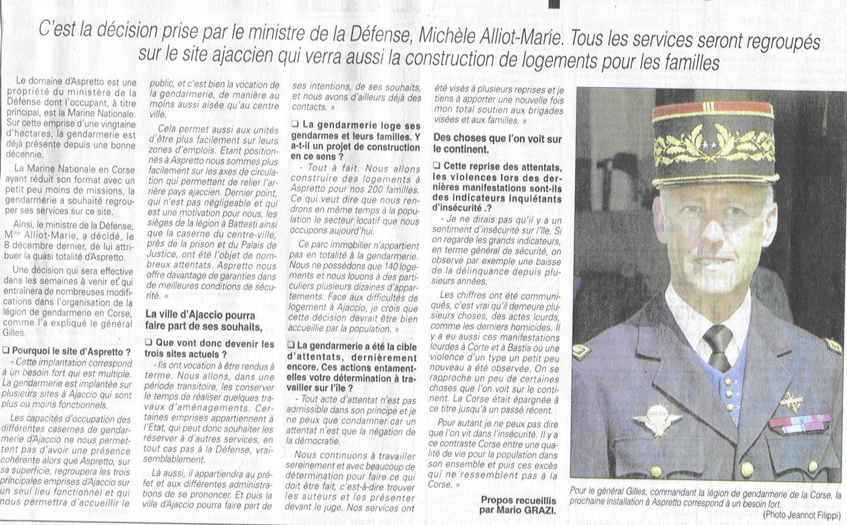 Aspretto, l'école de l'Oxygers 57 Gendarmerie_aspretto1