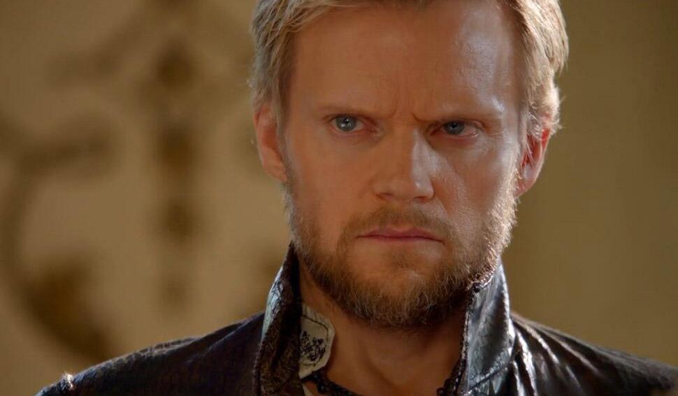 The Musketeers BBC saison 2 Rochefort-bbc-musketeers-2