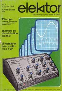 Topik des bidouilleurs d'électronique, électricité, mécanique, trucs en carton...  Elektor4