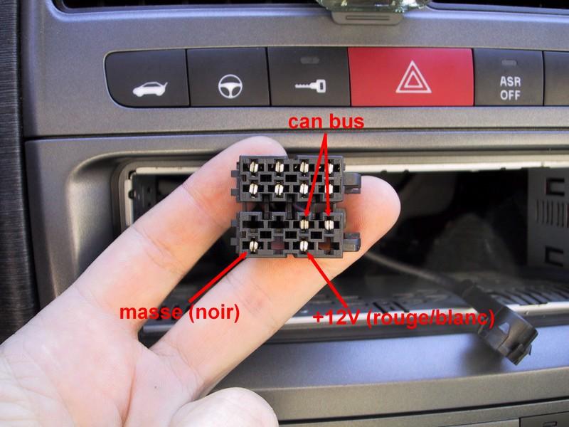 [ fiat punto 2 1.2 ess an 2004 ] schema éléctrique autoradio Autoradio06