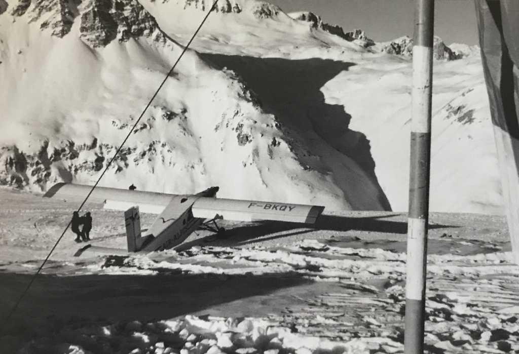 [Val d'Isère] Photos d'archive de la station et des environs - Page 3 Altisurface-solaise-1970