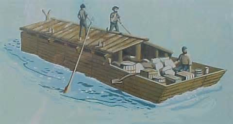 [!ON!] Os Fogos de Bertioga - AVENTURA Flatboat_3